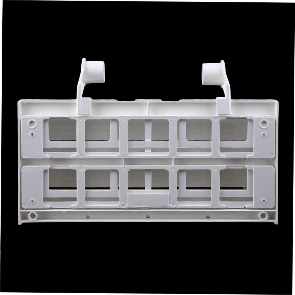 Kitchen Roll Dispenser Cling Film Tin Foil Holder Rack