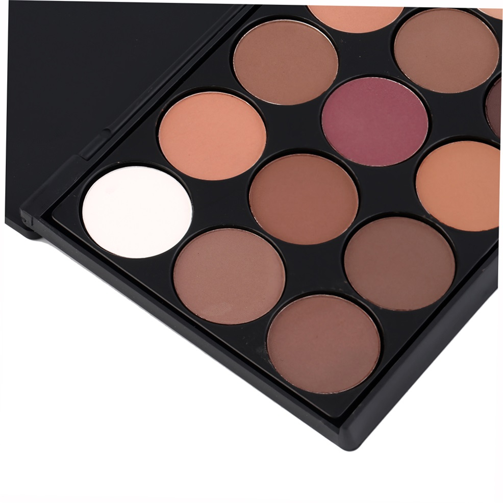 Best Wedding Makeup Palette : 15 Color Professional Cosmetic Eye Shadow Pigments Makeup ...