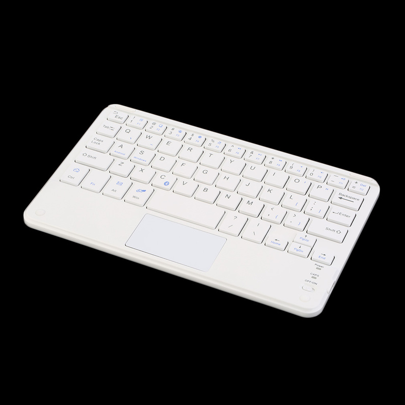 Friend, bluetooth keyboard with touchpad for tablet the