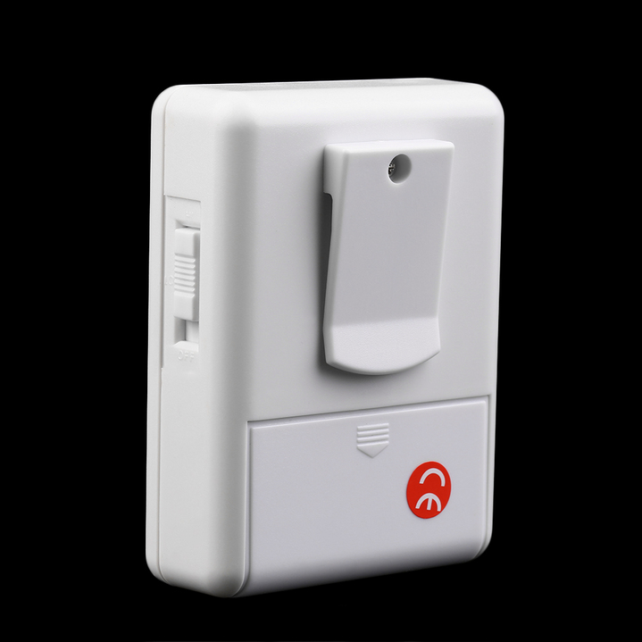 Driveway Patrol Garage Infrared Wireless Doorbell Alarm