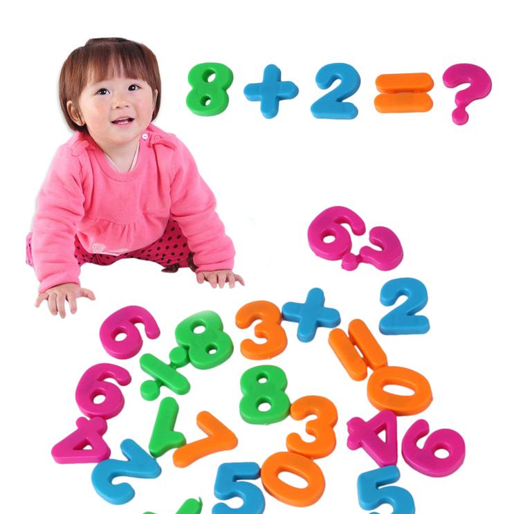Kid plastic fridge magnet alphabet 26 letters child baby for Magnetic letters for babies