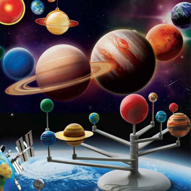 Solar System Planetarium Model Kit Astronomy Science
