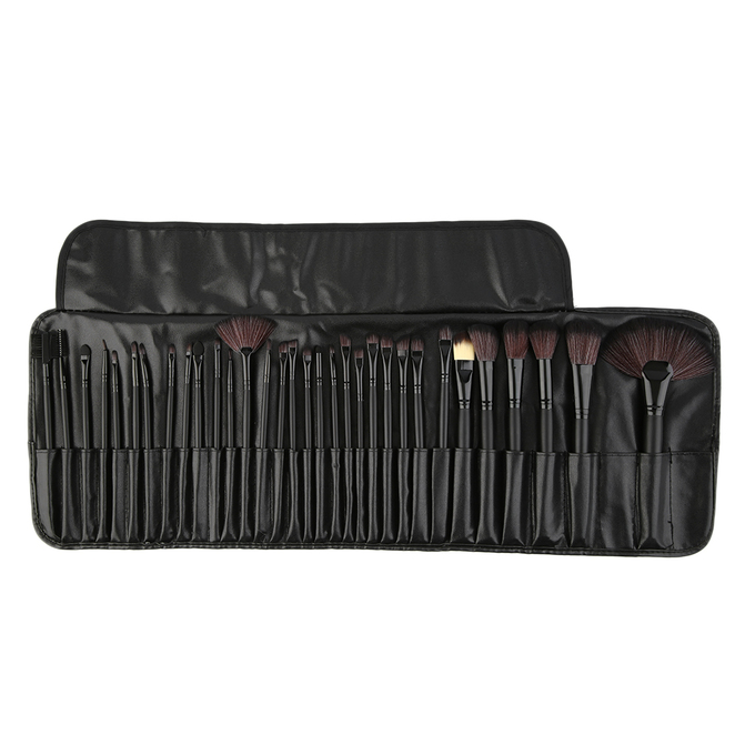 New set of 32 Professional pieces brushes pack complete make-up brushes BI