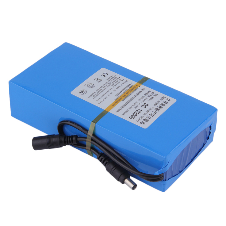 20000mah lithium ion rechargeable battery ac power charger us qt ebay