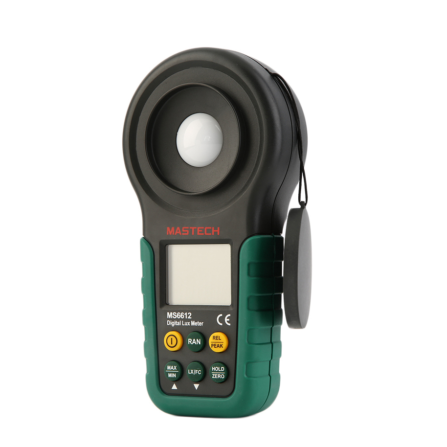 Digital Lux Meter : Lux light meter test spectra auto range digital