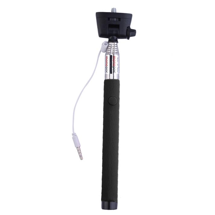 extendable wired remote shutter handheld selfie stick monopod for smartphone jl ebay. Black Bedroom Furniture Sets. Home Design Ideas