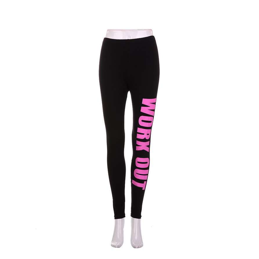 New Womens Workout Legging Yoga Gym Fitness Sports Trouser