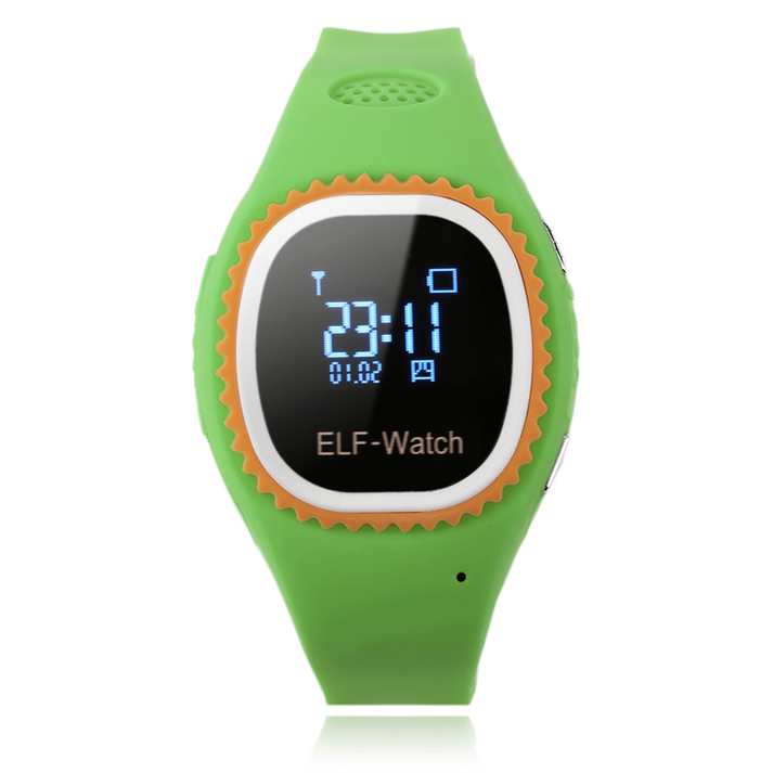 Gps Tracker Sos Alarm Children Smart Watch For Android Ios