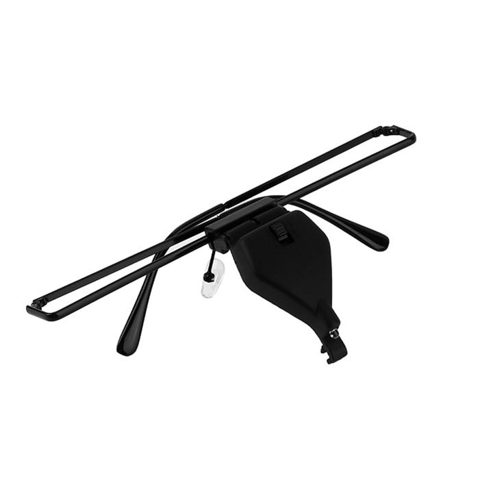 eyelash extension led light magnifying spec glasses hands. Black Bedroom Furniture Sets. Home Design Ideas