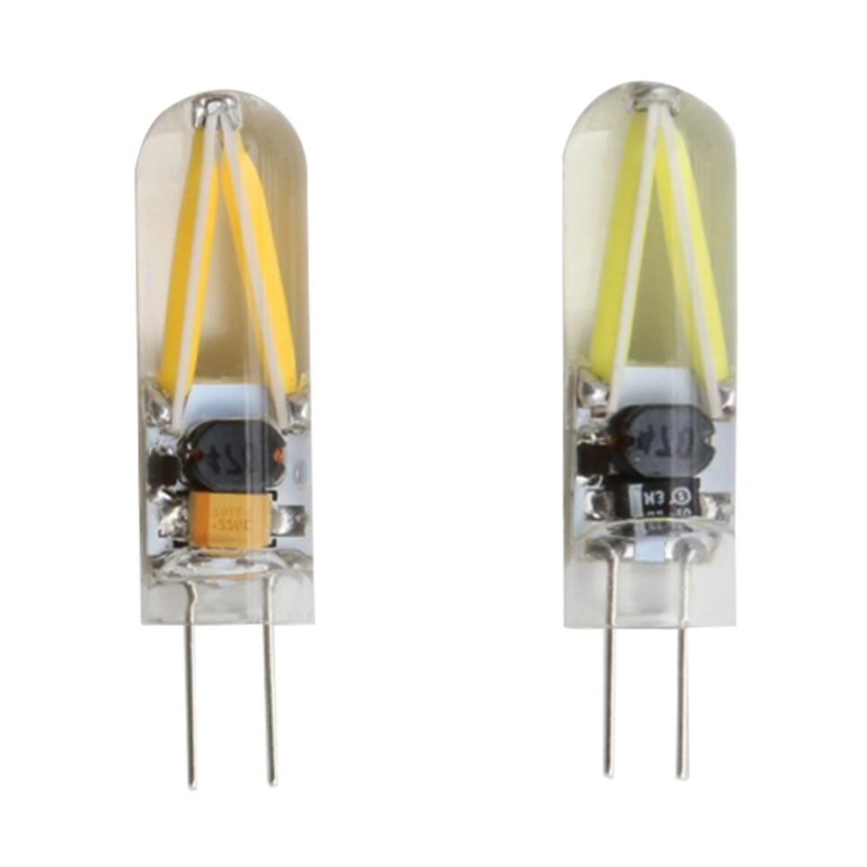1pc g4 1 5w led mini spot light lamp 12v ac dc led cob filament light bulb qt ebay. Black Bedroom Furniture Sets. Home Design Ideas