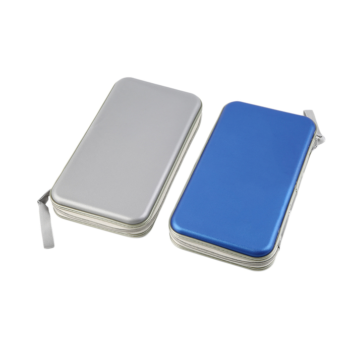 Details About 1pc 80x Disc CD DVD Portable Storage Case Wallet SY