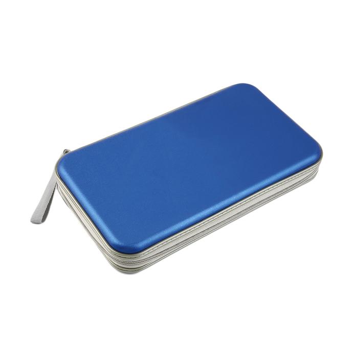 1pc 80x Disc CD DVD Portable Storage Case Wallet SY