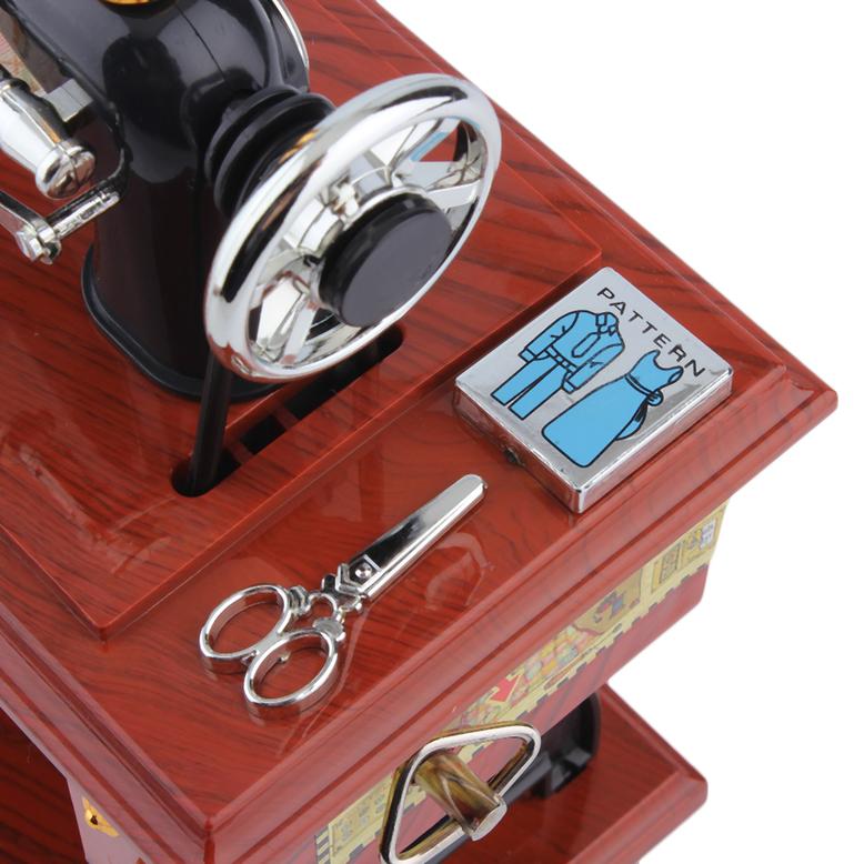 antique mini sewing machine