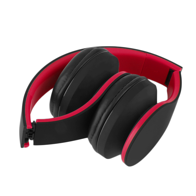 4 1 foldable wireless bluetooth wired headphone earphone headset mp3 tf fm qt ebay. Black Bedroom Furniture Sets. Home Design Ideas