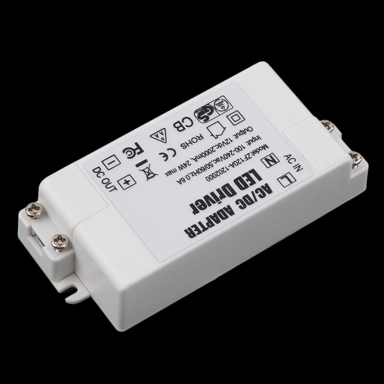 Led Mr16 Electronic Transformer Compatibility: 12V 2A 24W AC/DC Transformer Driver For MR16 MR11 GU5.3