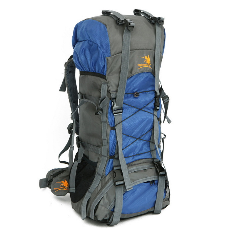60L Light Weight Cycling Bicycle Backpack For Hiking ...