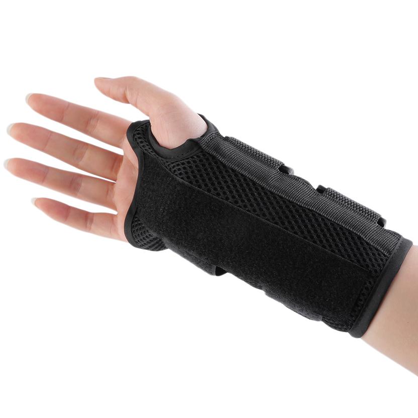 how to know if sprained wrist