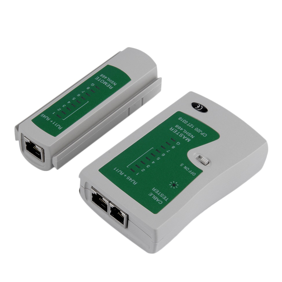 Usb Cable Tester : Rj cat utp network lan usb cable tester