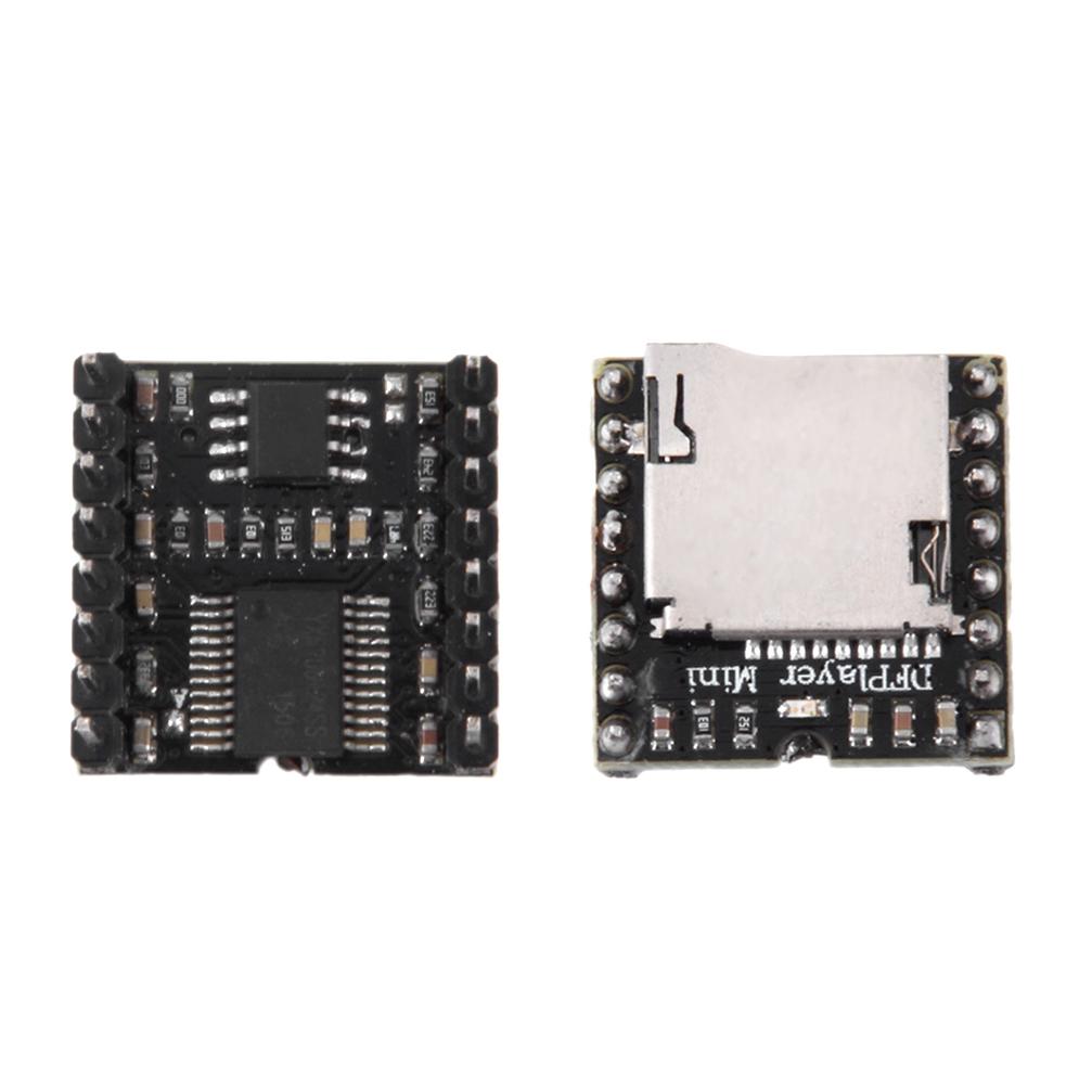 Tf card u disk mini mp player audio voice module board