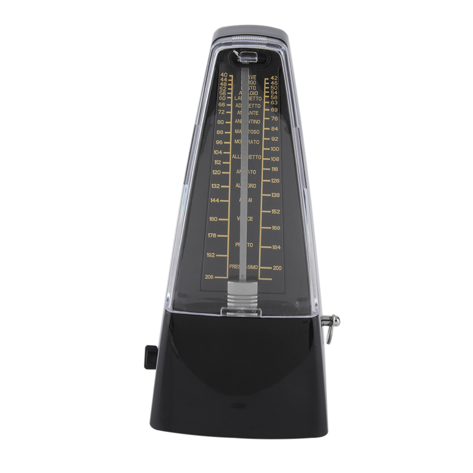 precise wind up pendulum mechanical metronome for guitar bass piano violin g ebay. Black Bedroom Furniture Sets. Home Design Ideas
