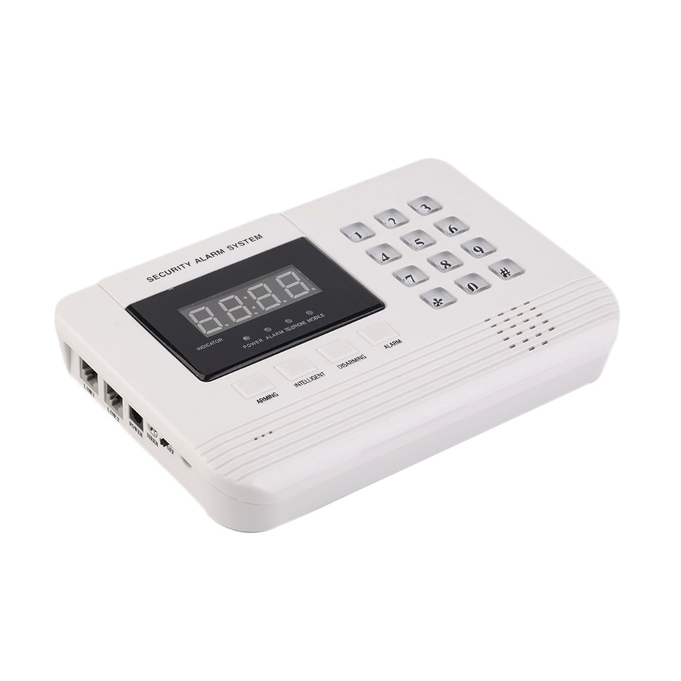 gsm security alarm system pdf