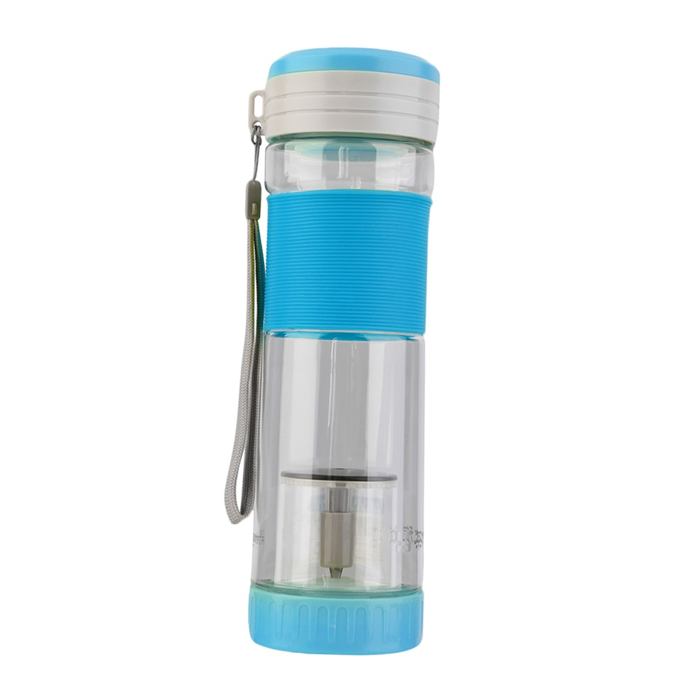 Portable Water Bottle : Portable travel sport tea water seal bottle with filter