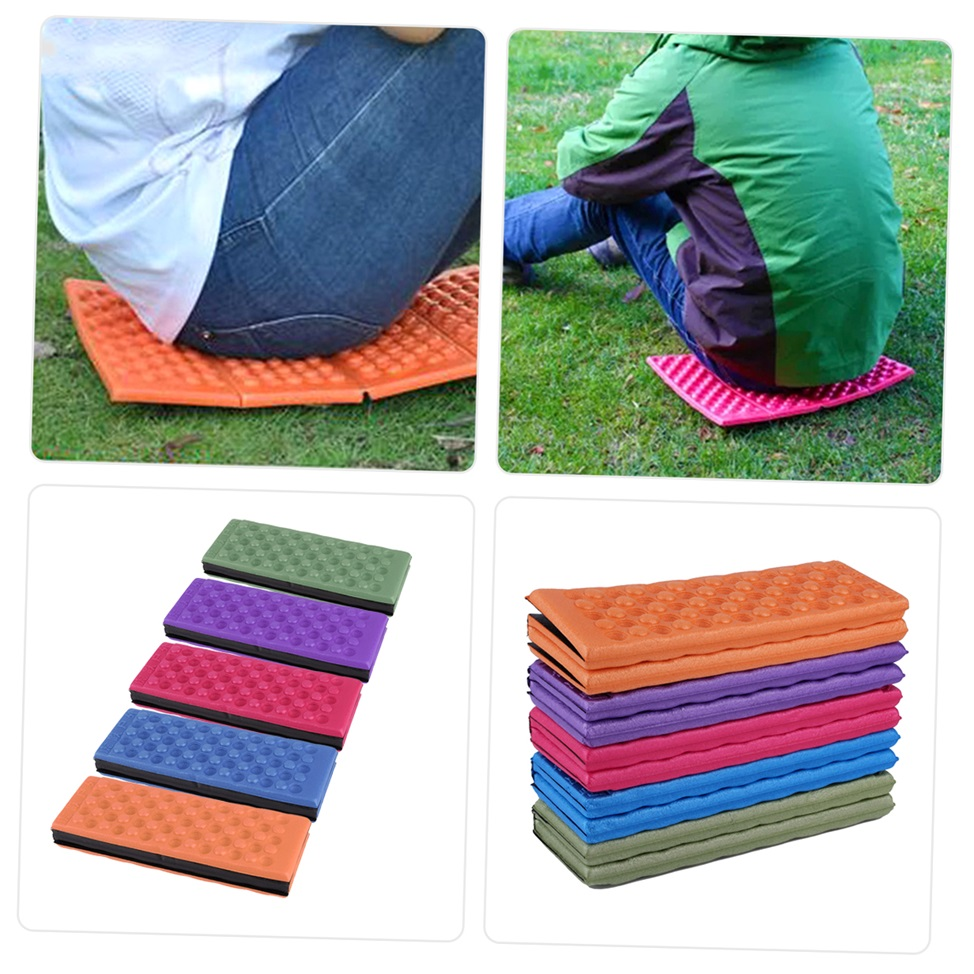 Outdoor Portable Foldable EVA Foam Waterproof Garden Cushion Seat Pad Chair CN