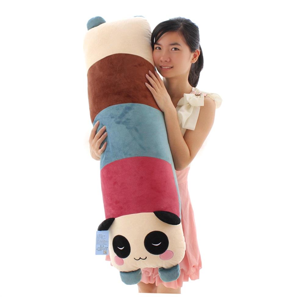 Cute Pillow Doll : Cute Large Panda Long Soft Plush Pillow Cushion Toy Doll Sweet Sleep Gift GU eBay