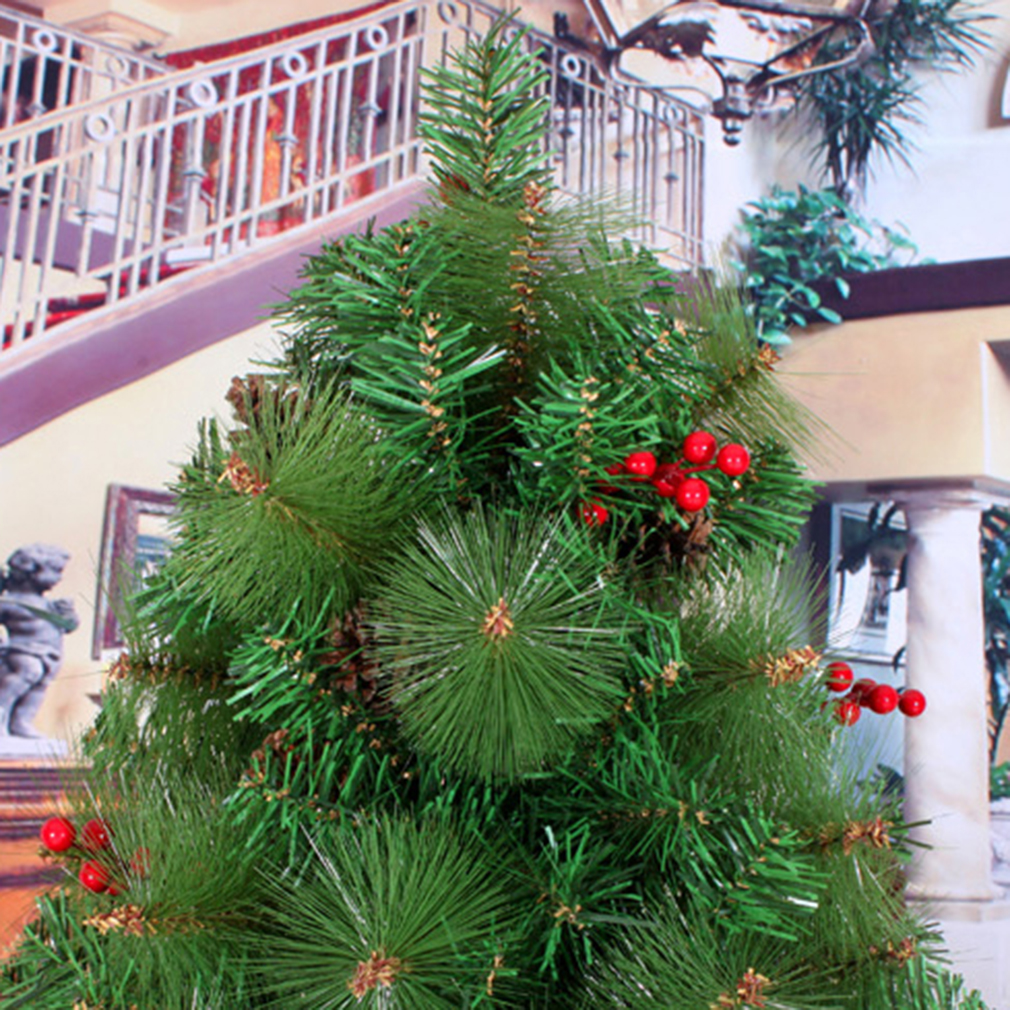 """Collapsible Artificial Christmas Trees: Artificial Christmas Tree 48"""" Tall Spruce Metal Stand"""