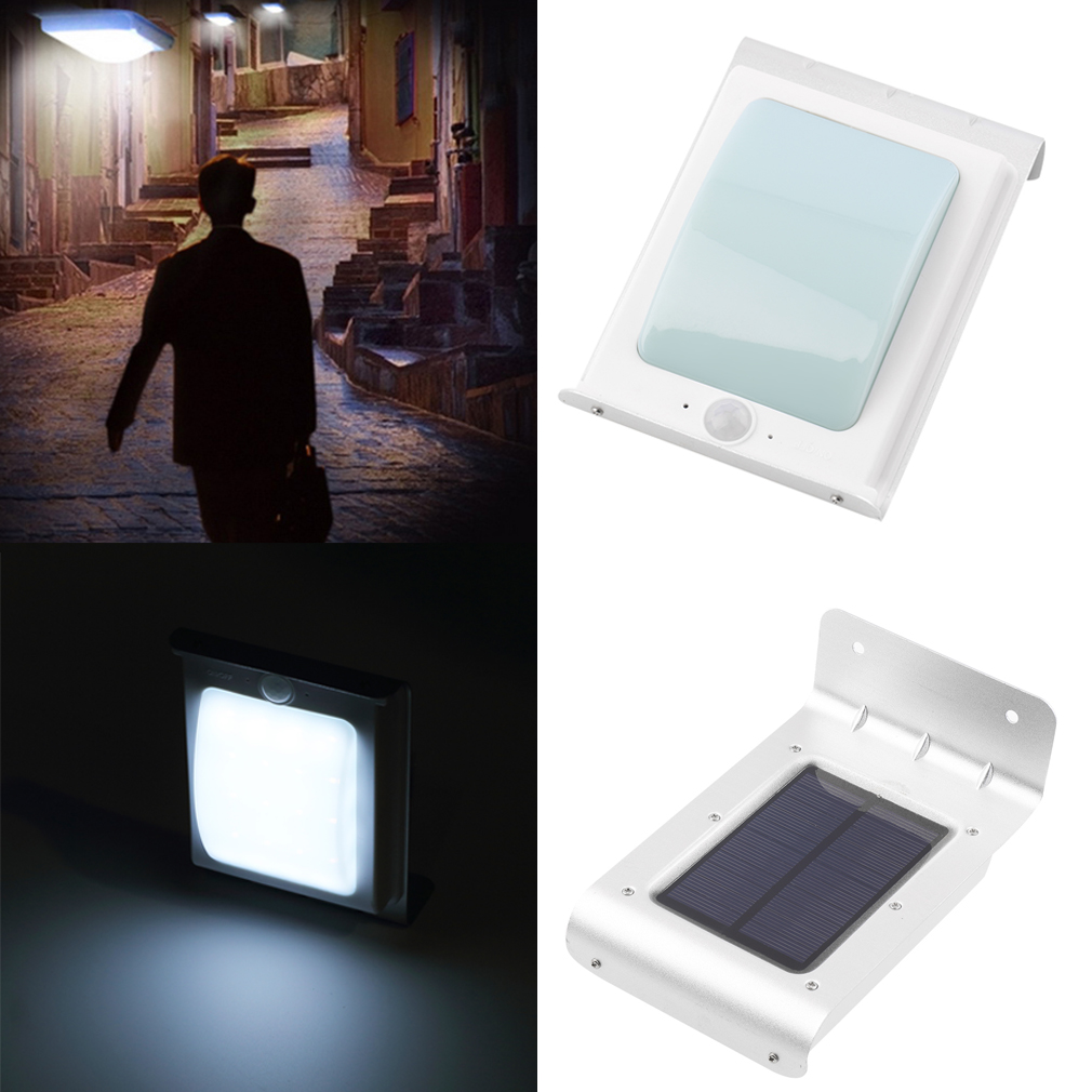 16 led motion sensor outdoor lights outdoor lighting