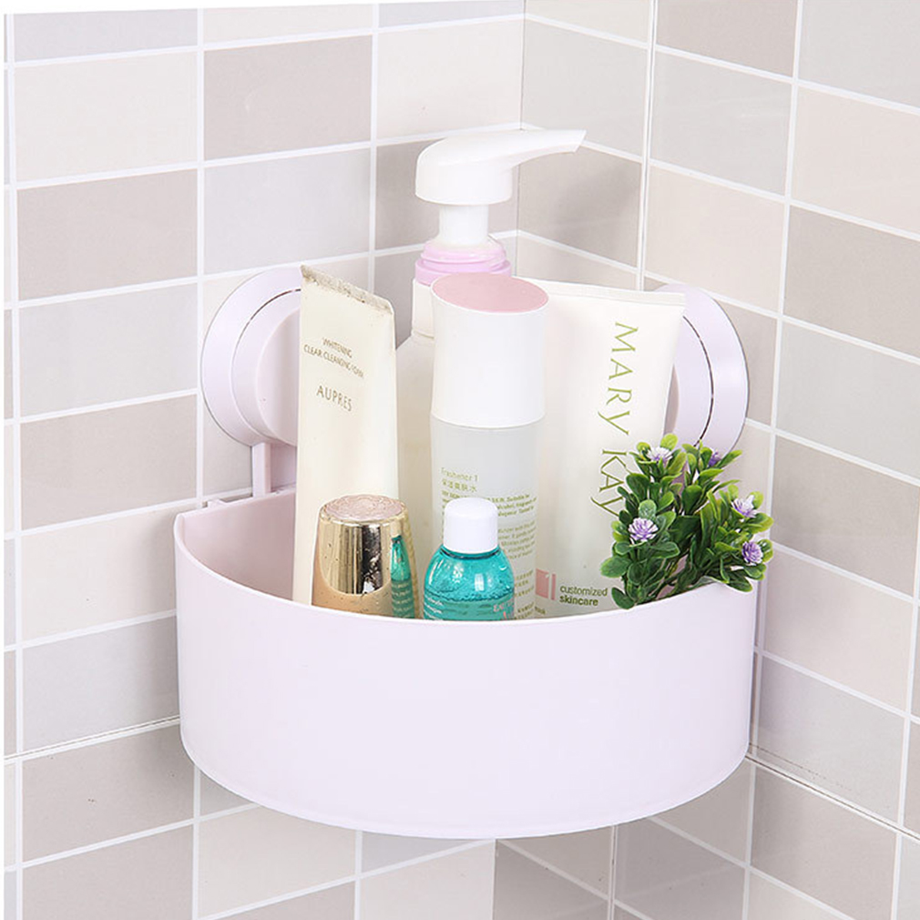Rack Organizador De Baño:Bathroom Shower Corner Shelf Organizer