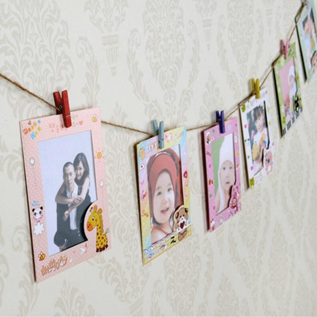 Фото рамки детские своими руками