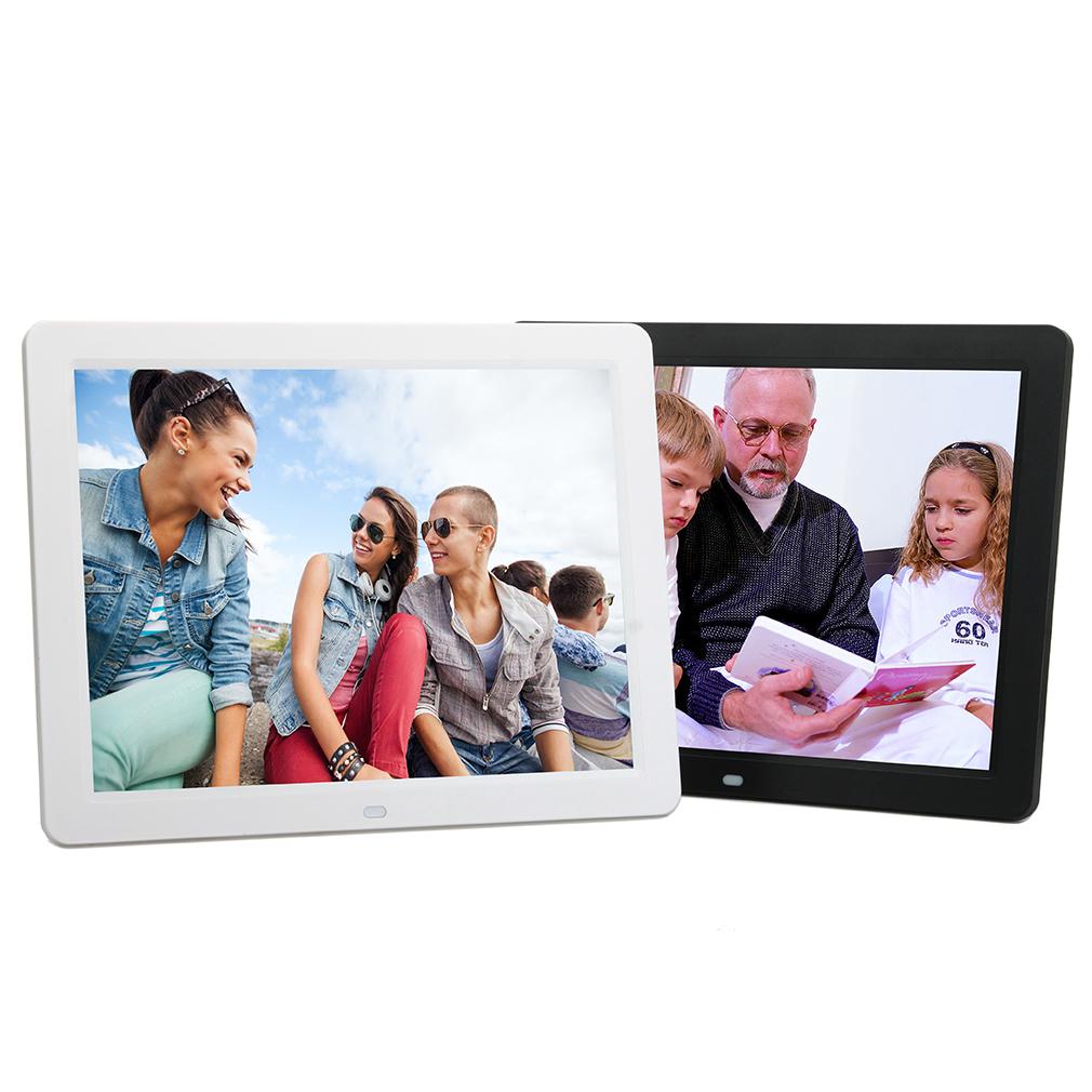 tft led digital 1202 cadre photo num rique blanc cadre photo num rique avis et prix pas cher. Black Bedroom Furniture Sets. Home Design Ideas