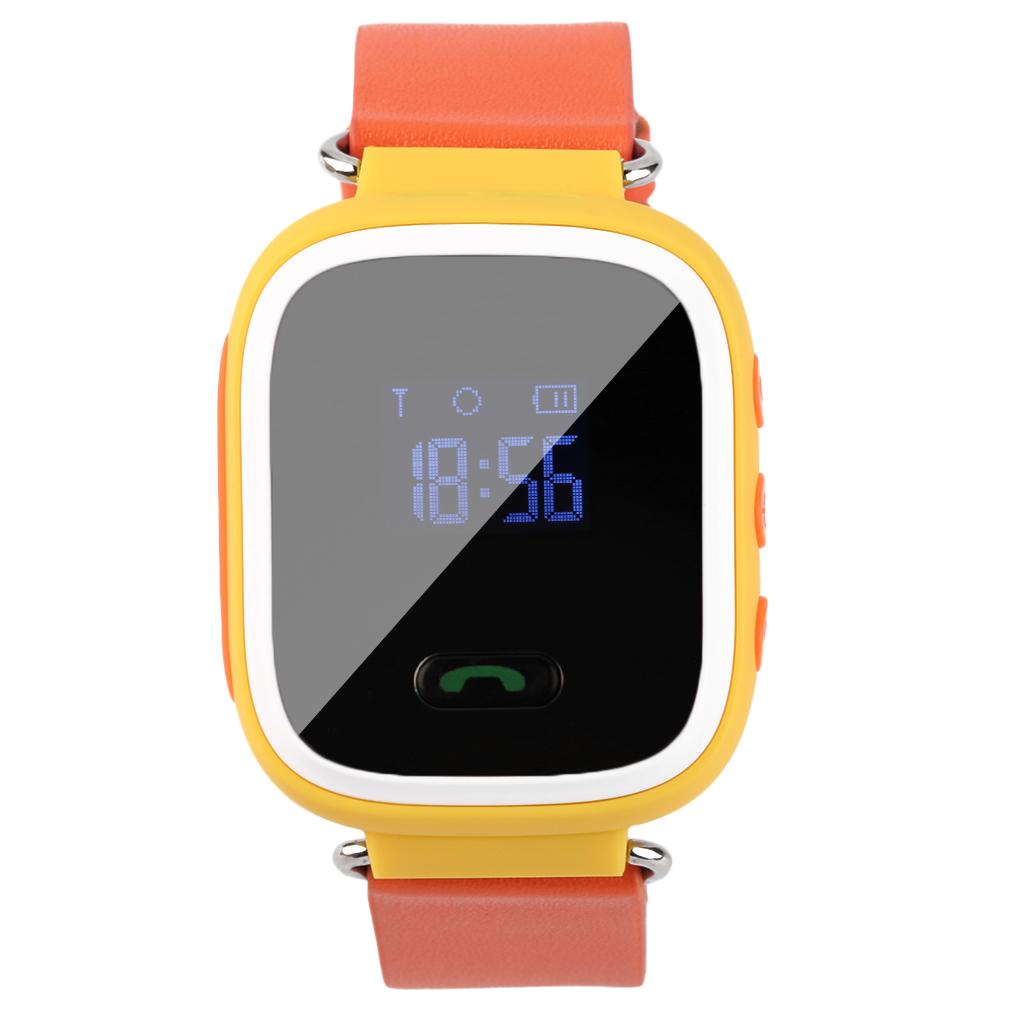 kid smart watch anti lost sos call gsm locator gps tracker. Black Bedroom Furniture Sets. Home Design Ideas