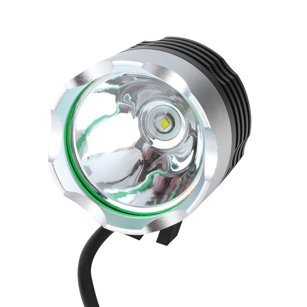 New LED Cycling Front Head Bicycle Bike Light Headlight ...