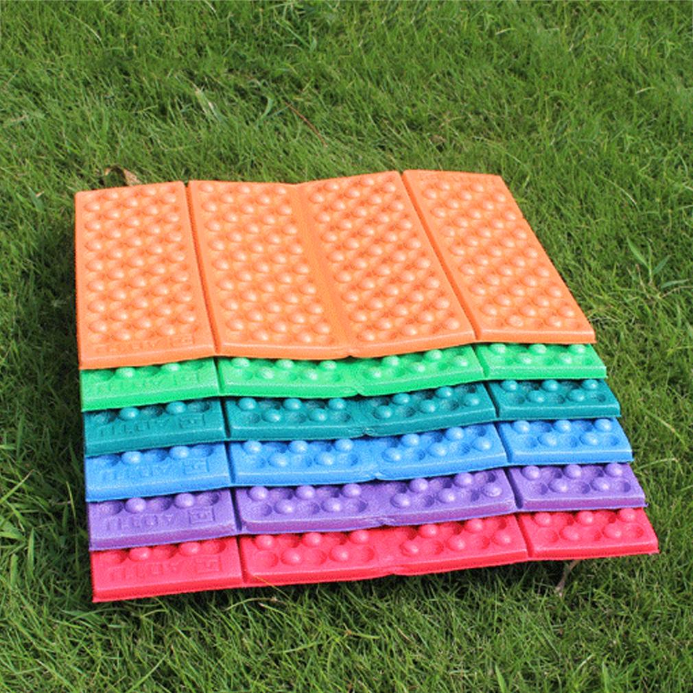 Portable Outdoor Hiking Foldable EVA Foam Waterproof Cushion Seat Pad ZV EBay