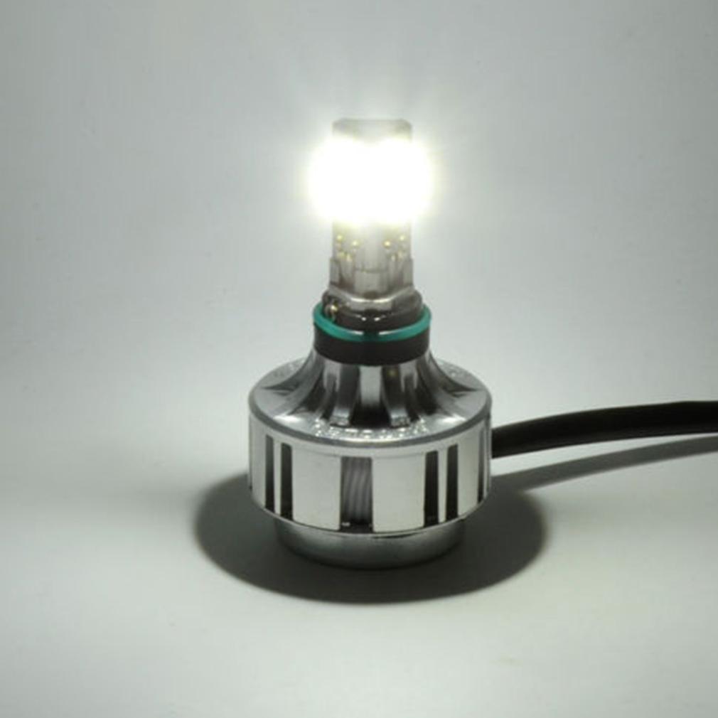 32w 3000lm cob led hi lo beam h4 motorcycle headlight. Black Bedroom Furniture Sets. Home Design Ideas