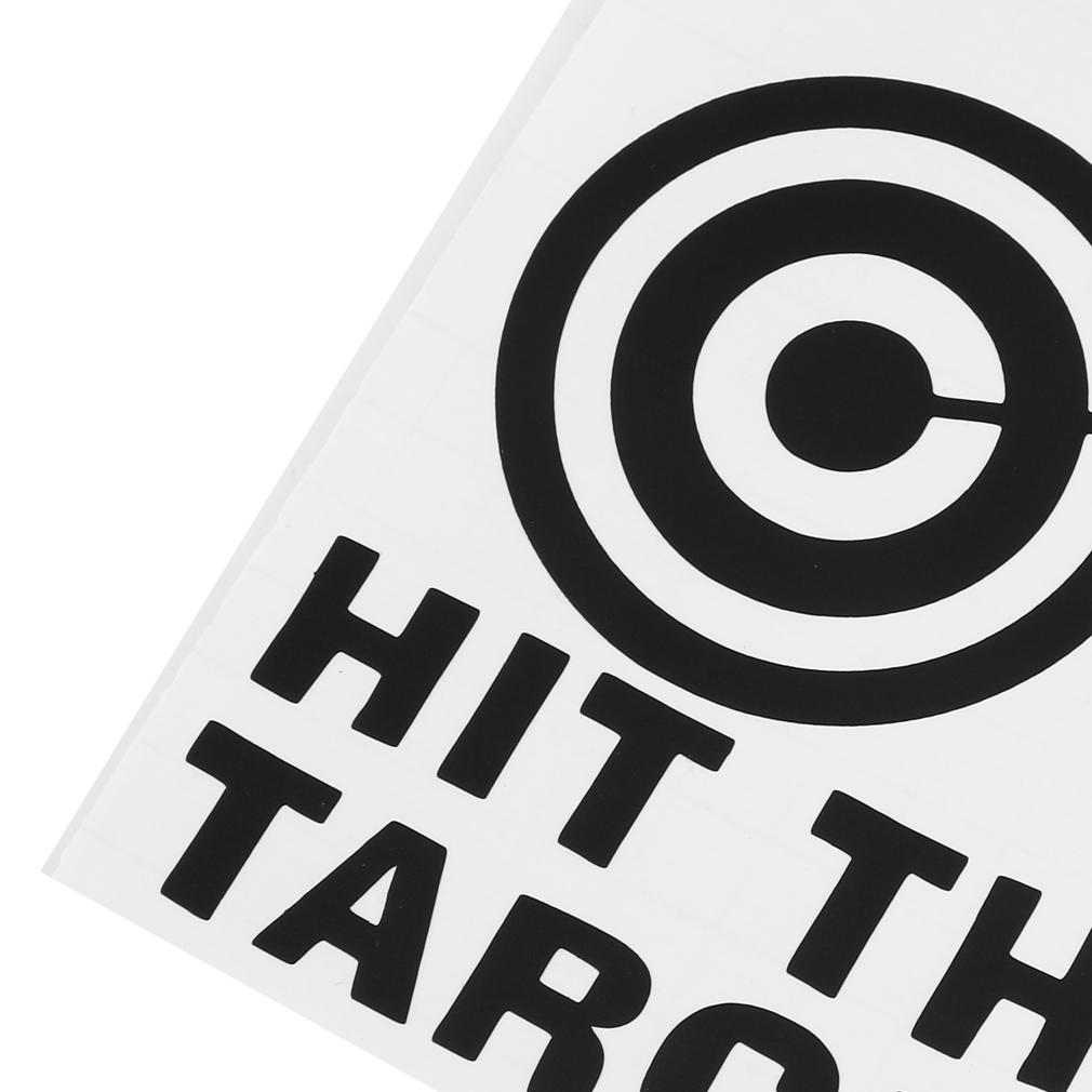 hit the target diy toilet seats art wall stickers quote bathroom hit the target diy toilet seats art wall