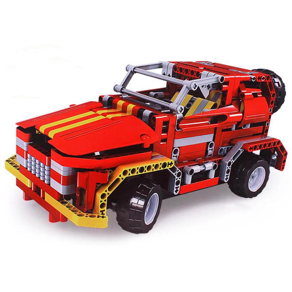 building blocks electrical remote control cars kids children educational toy zj ebay. Black Bedroom Furniture Sets. Home Design Ideas