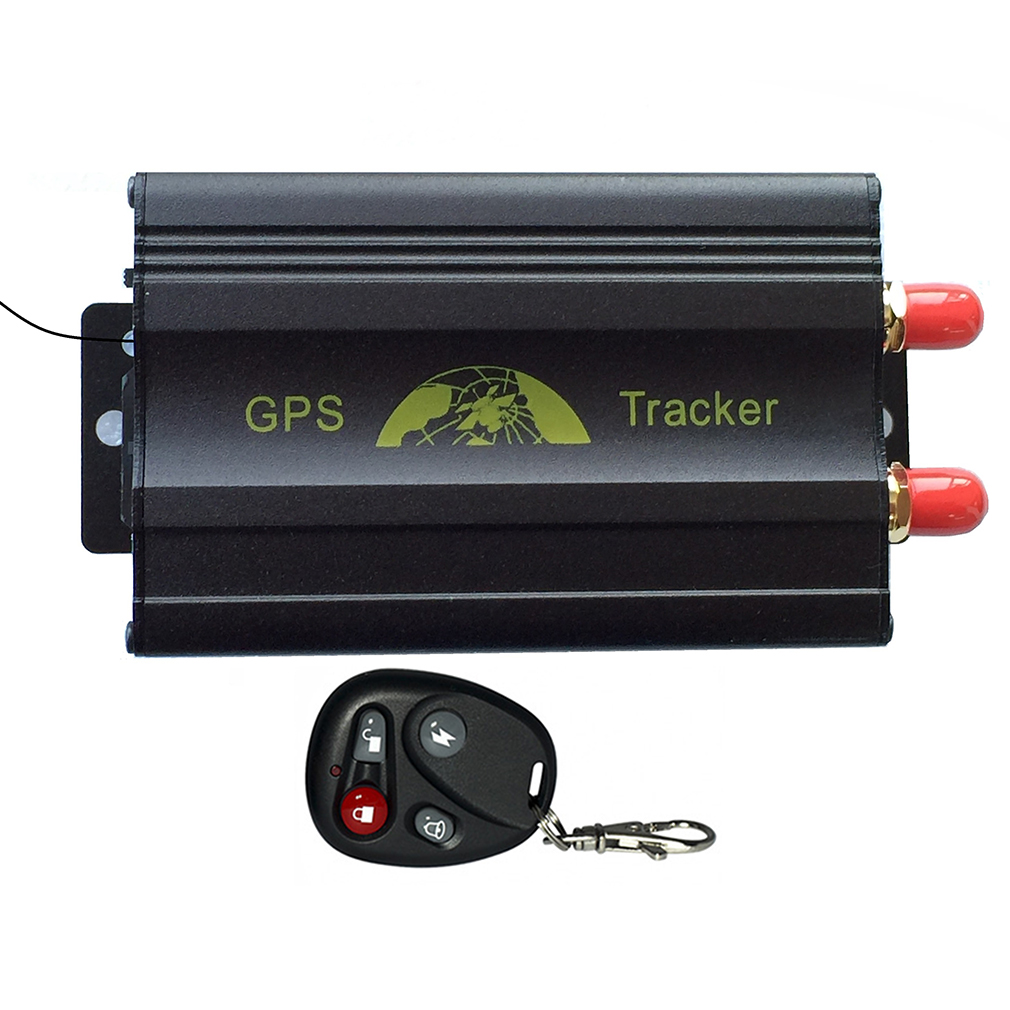 vehicle car gps sms gprs tracker real time tracking device. Black Bedroom Furniture Sets. Home Design Ideas