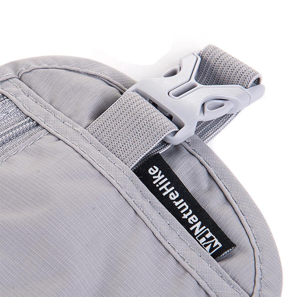 Ultra thin waist bag travel packs hidden pockets personal outdoor money belt de ebay for Travel gear hidden pocket