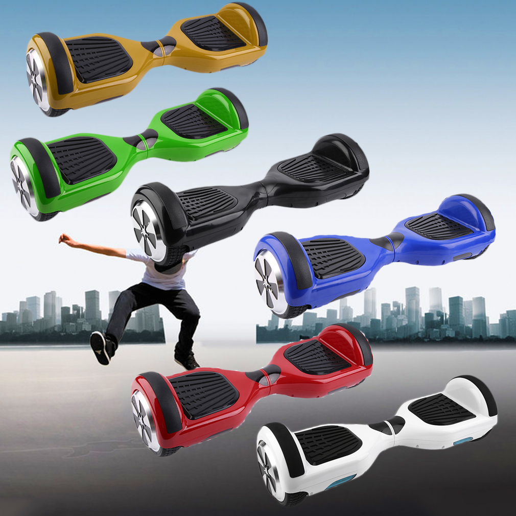 new self balancing electric scooter hover board 2wheels 6. Black Bedroom Furniture Sets. Home Design Ideas