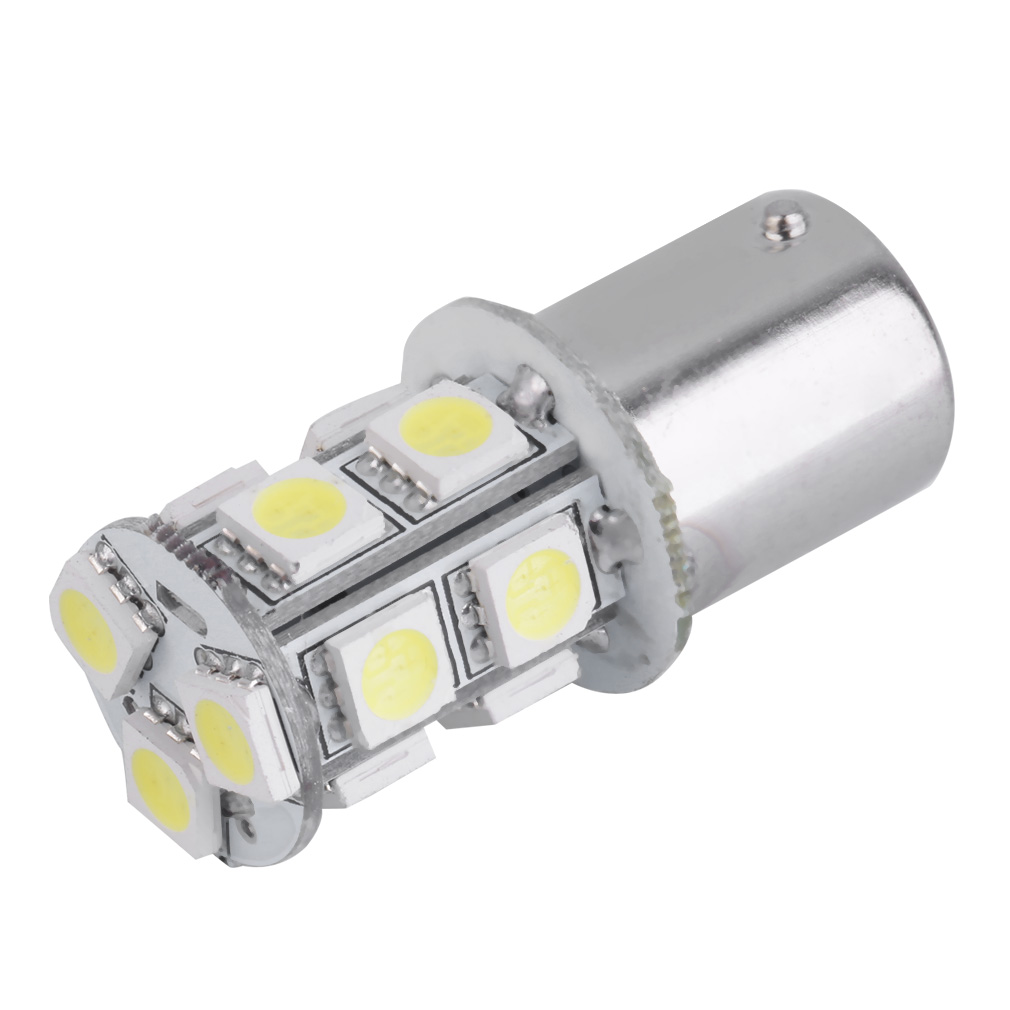 20x cool white 1156 led rv camper trailer 1141 interior light bulbs 13smd 12v vp ebay. Black Bedroom Furniture Sets. Home Design Ideas