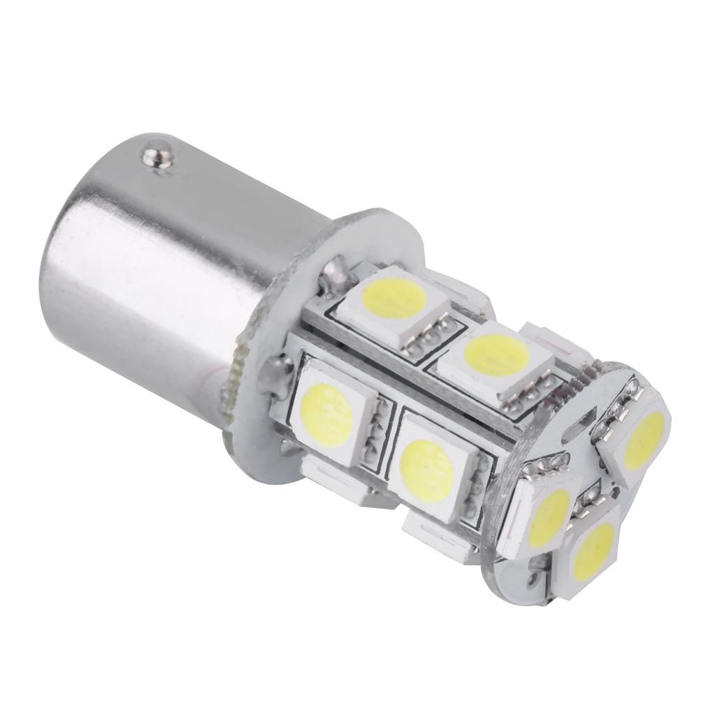 20x 7000k White Led 1156 Rv Camper Trailer 1141 1003 Interior Light Bulbs 13 Smd Ebay