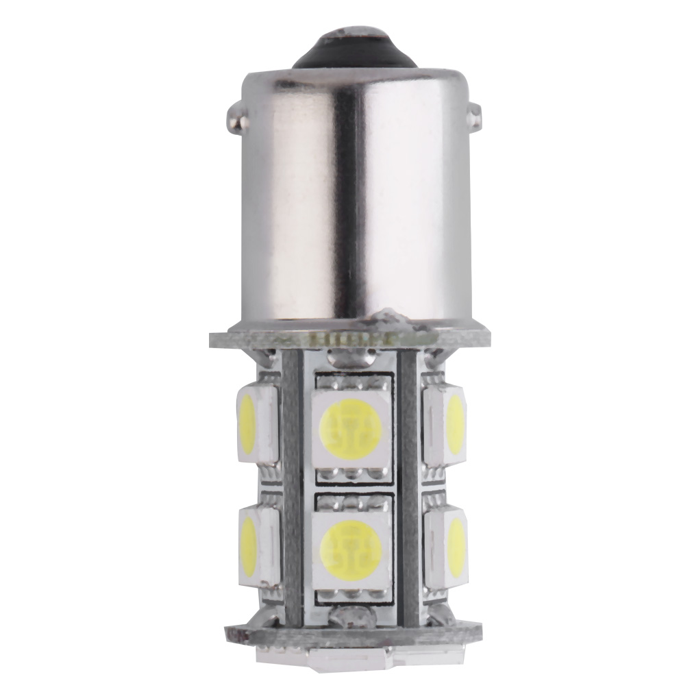 20x Cool White 1156 Led Rv Camper Trailer 1141 Interior Light Bulbs 13smd 12v Vp Ebay