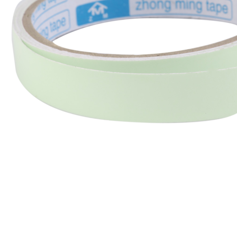 3m luminous tape self adhesive glow in the dark safety for Adhesive decoration
