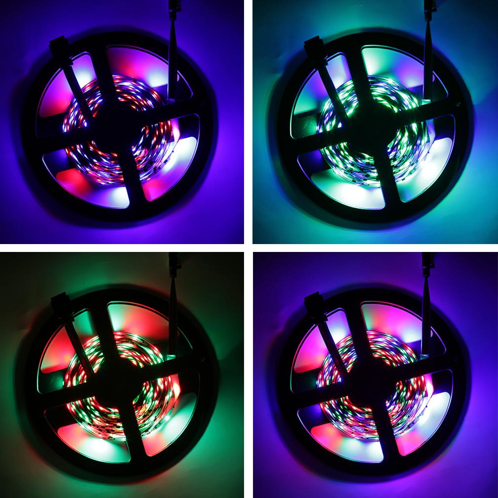 5m rgb 3528 300 led smd flexible light strip lamp44 key ir 5m rgb 3528 300 led smd flexible light aloadofball Image collections