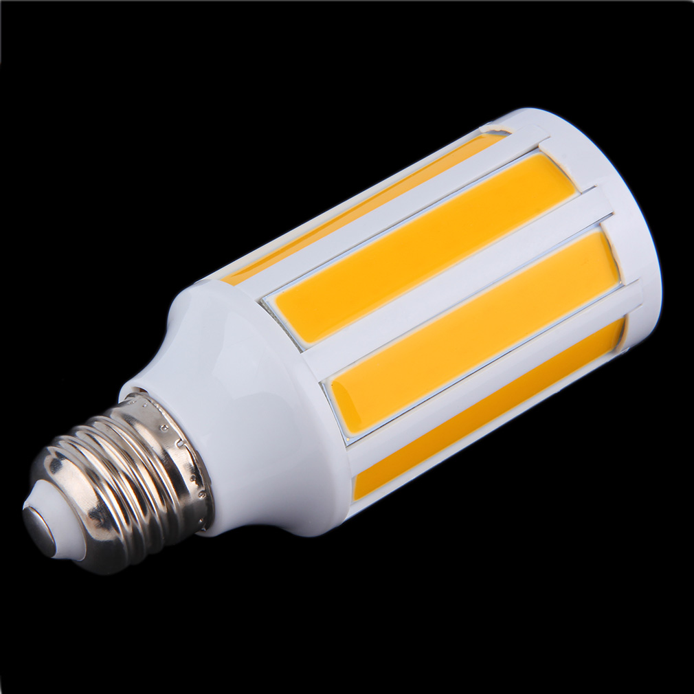 Bright Led Bulb: Ultra Bright E27 15W Cob LED Corn Bulb White / Warm White
