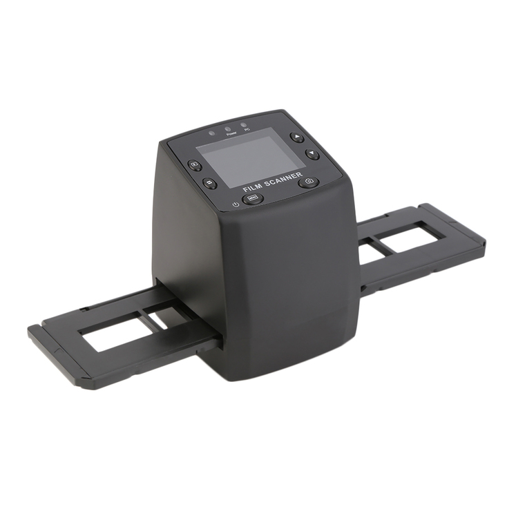 High-Resolution Scanner/Digital Converts Negatives Slides ...
