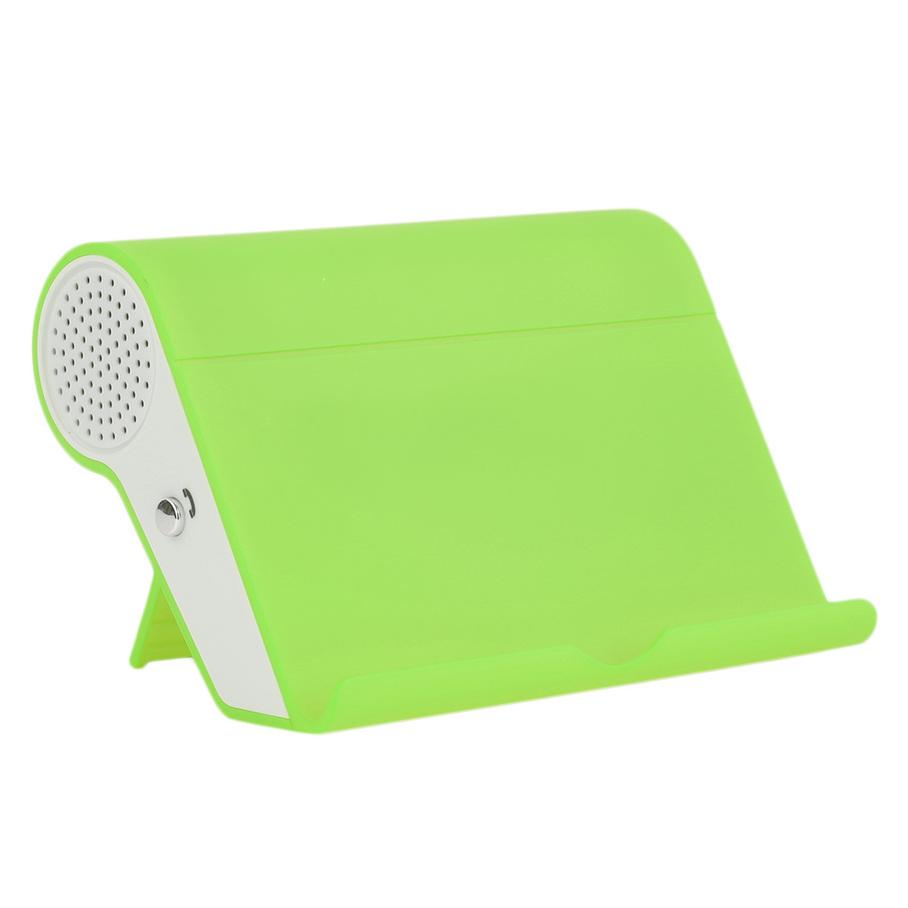 MINI Unique Speaker Bluetooth Digital Wireless Portable Speaker With Stand E